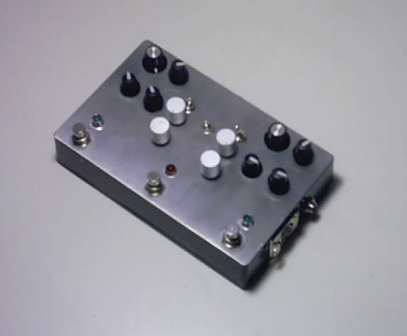 Blending a Piezo and Mag Pickup